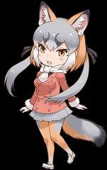 Island Fox (Kemono Friends)