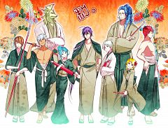 Eight Generals