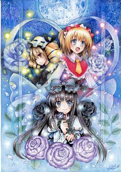Three Mischievous Fairies