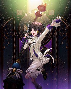 White (Mahoutsukai no Yakusoku)