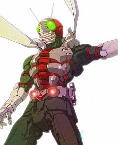 Kamen Rider V3 (Character)