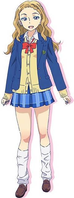 Agemi (Oshiete! Galko-chan)