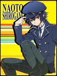 Shirogane Naoto