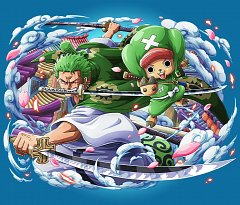 One Piece: Two Years Later
