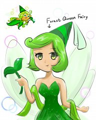 Fairy Cookie (Forest Queen)