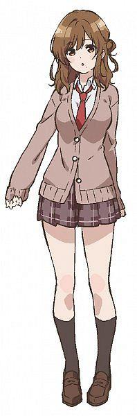 Izumi Yuzu (Jaku Chara Tomozaki-kun)
