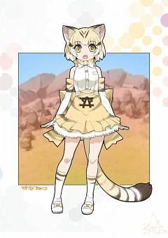 Sand Cat (Kemono Friends)