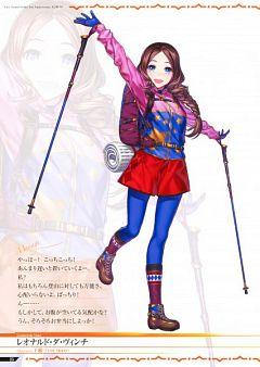 Rider (Da Vinci-chan)