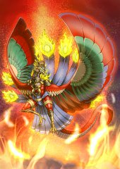 Fire King High Avatar Garunix