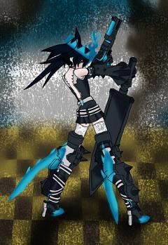 Black★Rock Shooter Beast