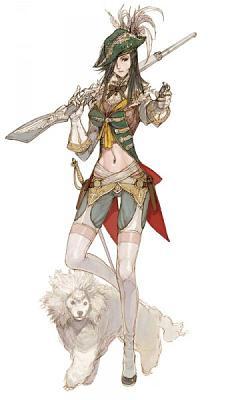 Musketeer (Granado Espada)