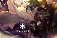 Gavial (Arknights)