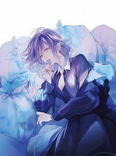 Mr. Mallow Blue