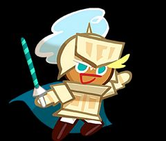 Knight Cookie