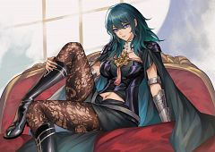 Byleth (female) (fire Emblem)