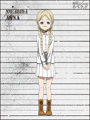Anna (Yakusoku no Neverland)
