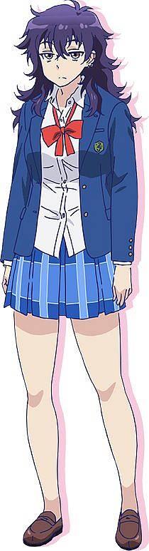 Okako (Oshiete! Galko-chan)