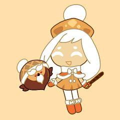 Cream Puff Cookie