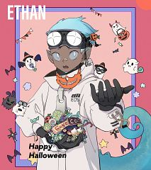 Ethan (Arknights)