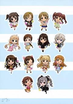 Idolmaster: Cinderella Girls
