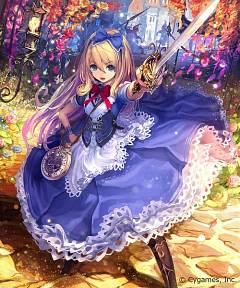 Alice (Shingeki no Bahamut)
