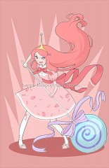 Princess Bonnibel Bubblegum