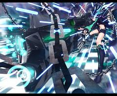 Black★Rock Shooter (Character)