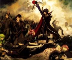 Code Geass: Lelouch Of The Rebellion Season 2