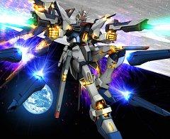 Strike Freedom Gundam