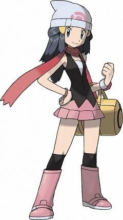 Dawn (pokemon)