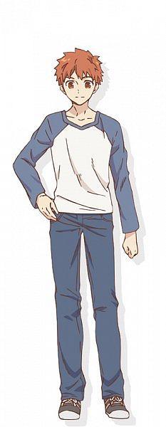 Emiya Shirou
