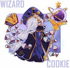Wizard Cookie (Arcane Mage)