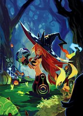 Metallia (the Witch And The Hundred Knight)