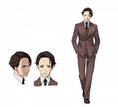 Miyoshi (Joker Game)