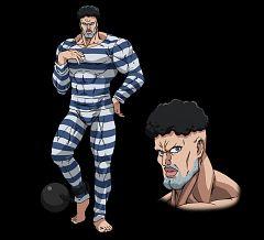Puri Puri Prisoner