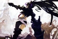 Insane Black★Rock Shooter