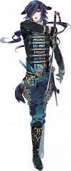 Date Masamune (Sengoku Night Blood)