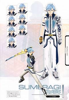 Sumeragi (Sword Art Online)