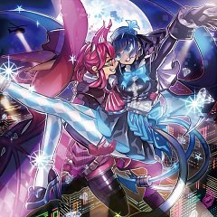 Evil☆Twins Kisikil-lilla