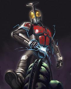 Kamen Rider Dark Kabuto