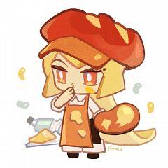Butter Pretzel Cookie