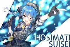 Hoshimachi Suisei