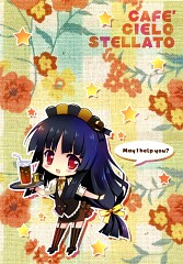 Hime-cut Waitress (Cafe' Cielo Stellato)