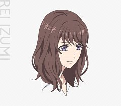 Izumi Rei (Stand My Heroes)
