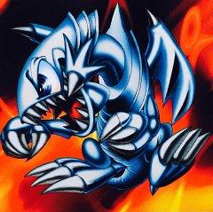 Blue-Eyes Toon Dragon