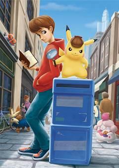Mei Tantei Pikachu: Shin Konbi Tanjo