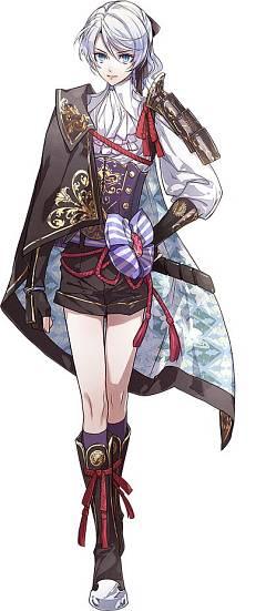 Mori Ranmaru (Sengoku Night Blood)