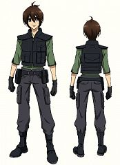 Tusk (Cross Ange)