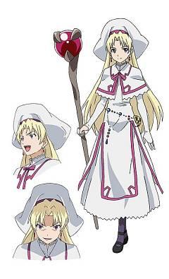 Isuca (Character)