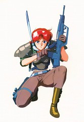 Sandy (Gall Force)